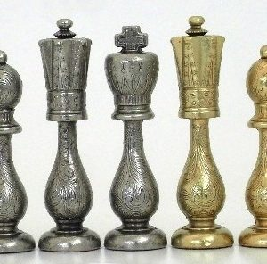 Arabesque Chessmen