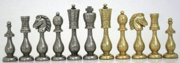 Arabesque Chessmen