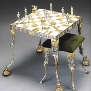 Siegfried Chess Table