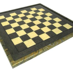 Large Grey Erable Chessboard