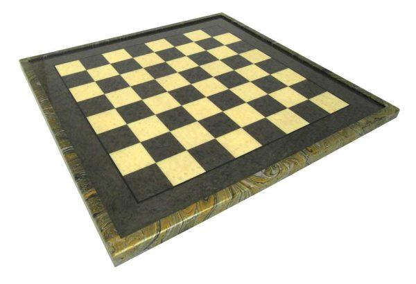 Large Grey Erable Chessboard