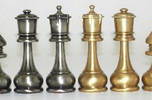 Big Persian Brass Chessmen