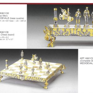 Medioeval Chessboard